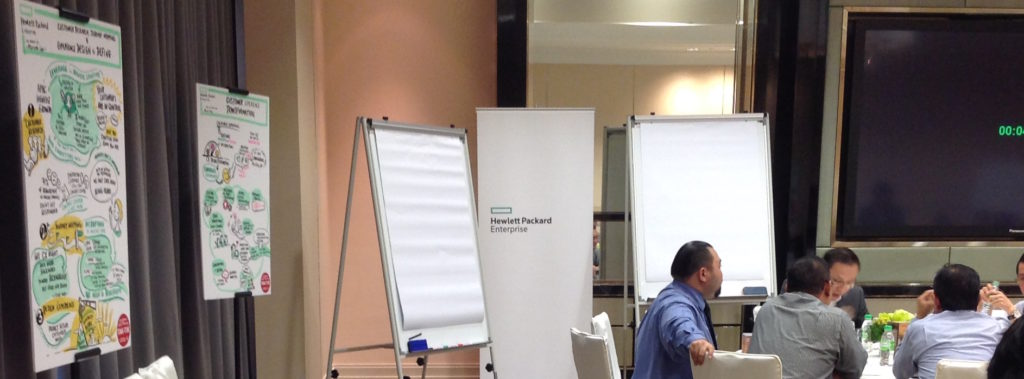 HPE Digital Customer Experience Workshop 1